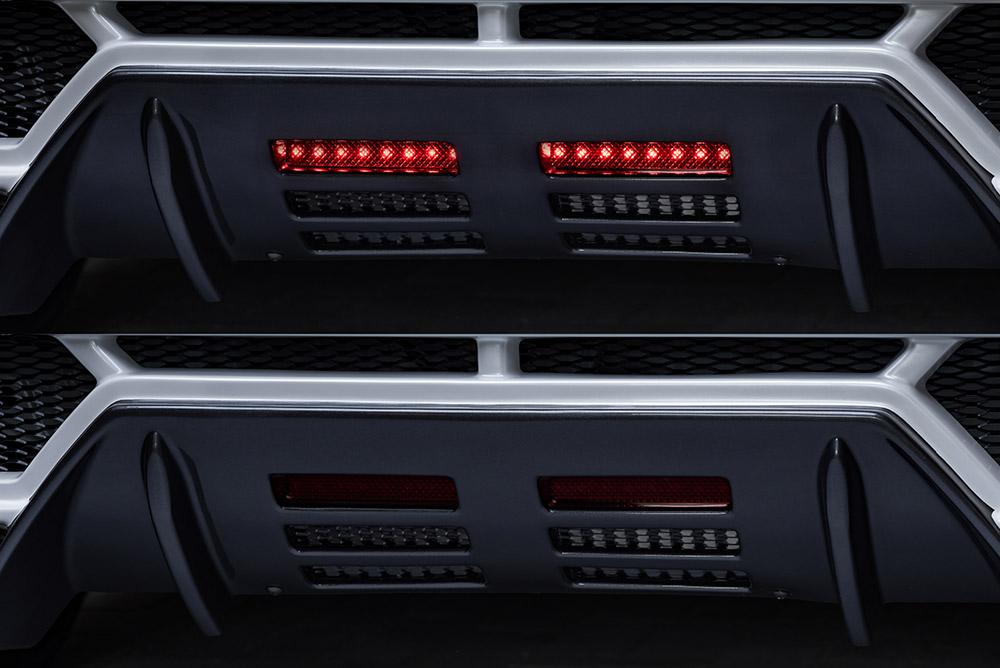 LED Back Fog Lamp(G)Kit for TypeB