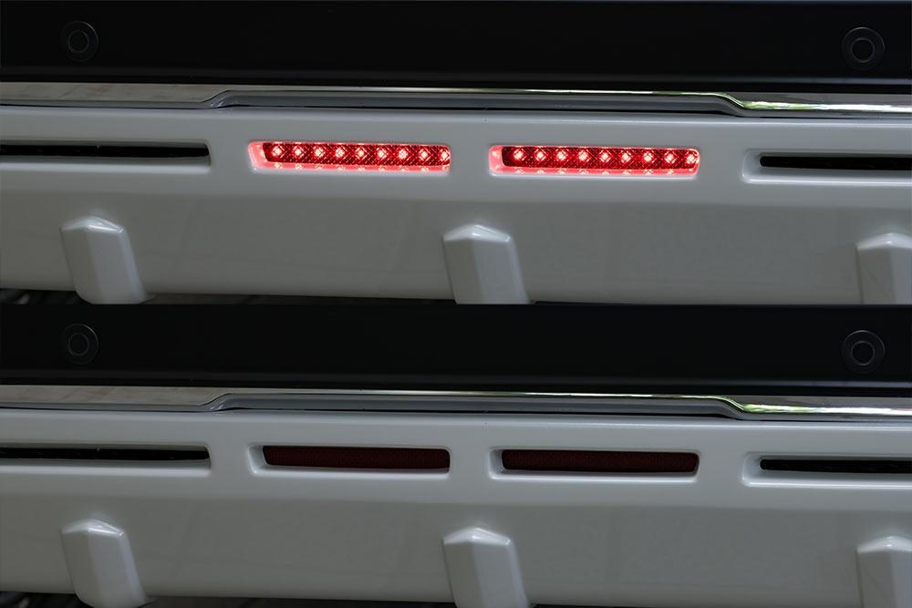 LED Back Fog Lamp(G)Kit