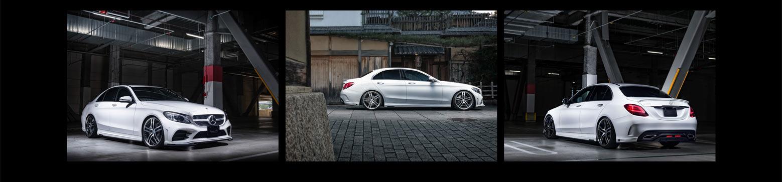 Mercedes Benz C-Classイメージ