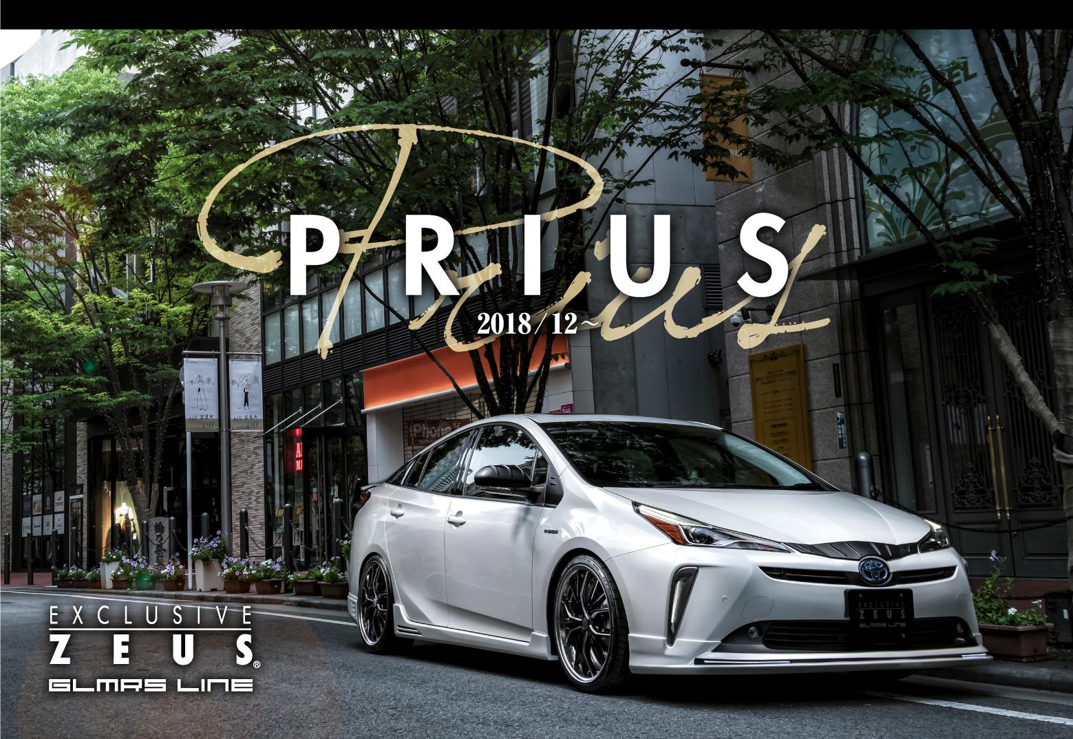 PRIUS 2018/12~ GLMRS LINE