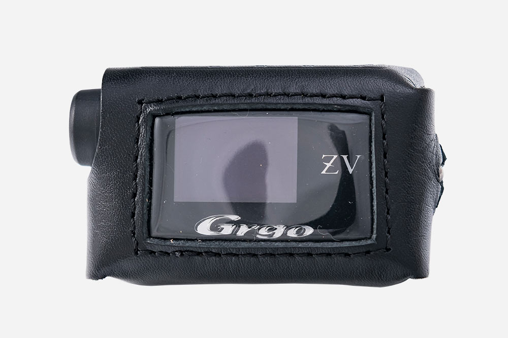 <small>Accessory</small><br> Leather Remote Controller for Grgo オイルレザー