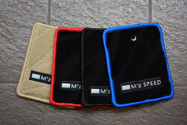 M'zフロアマット(3列Lサイズ)