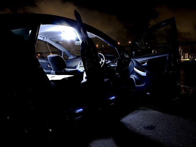 LEDルームランプセット(普通車)
