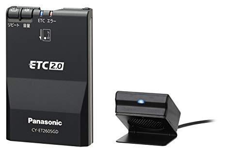 パナソニック ETC2.0車載器[CY-ET2605GD]