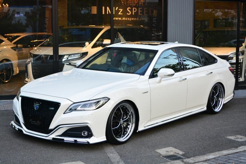 エムズスピード大阪デモカー