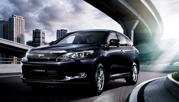 TOYOTA HARRIER 『GRAND グレード』
