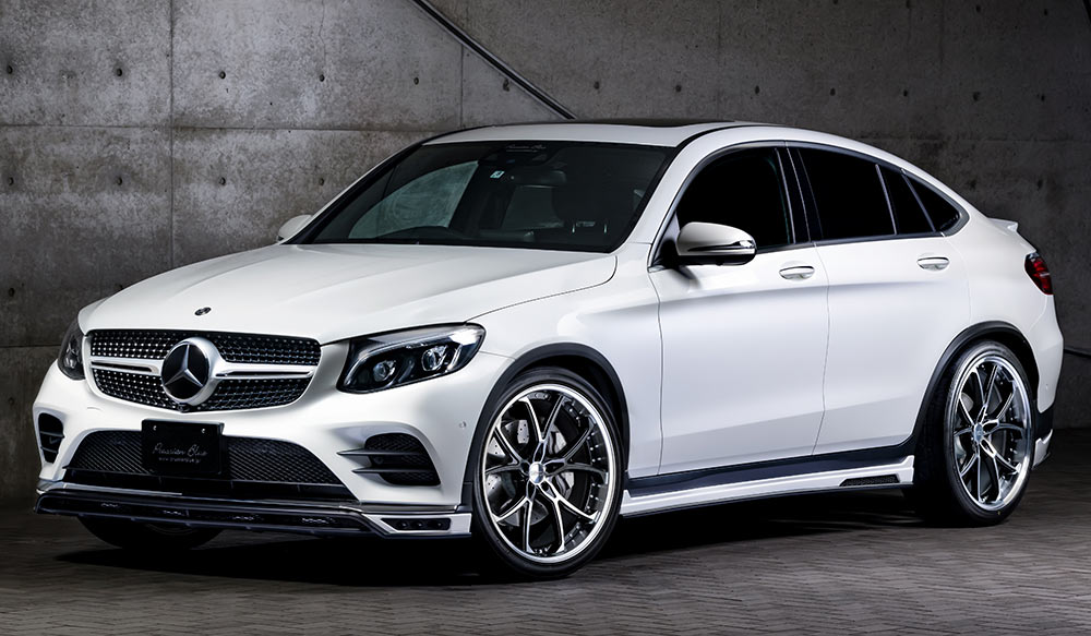 GLC Coupe 220d 4MATIC クーペスポーツ