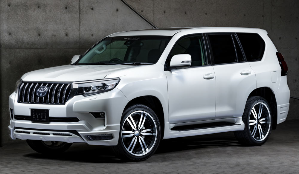 LAND CRUISER PRADO 4WD ディーゼル TX 7人乗