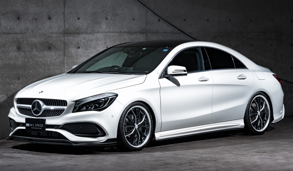 CLA-Class Coupe