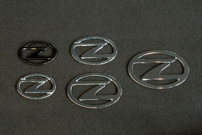 Z Mark Emblem