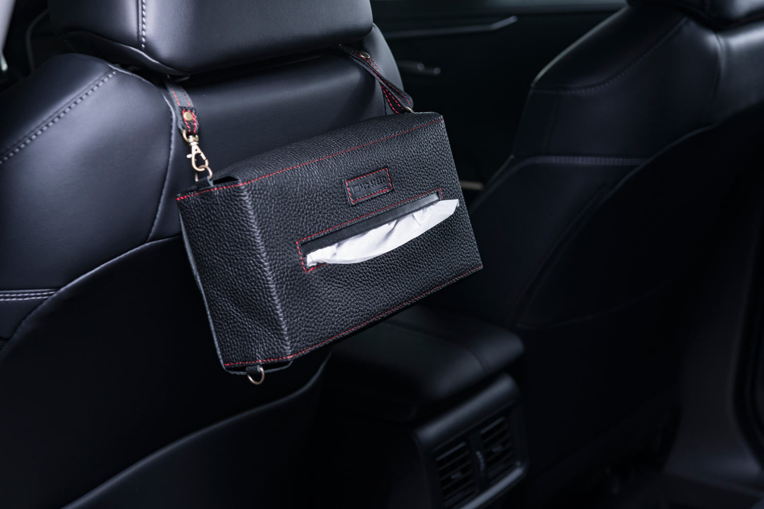 Seat Leather Tissue Case
