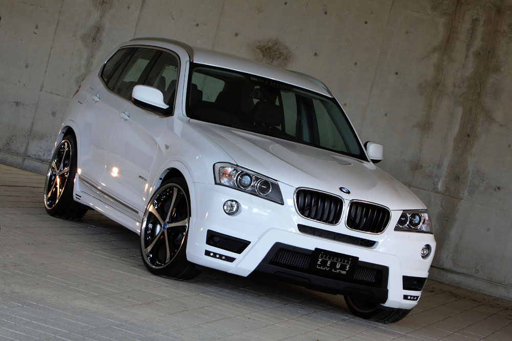 M Z Speed Bodykit Bmw X3 Bmw X3x3 Xdrive20i(dba Wx20