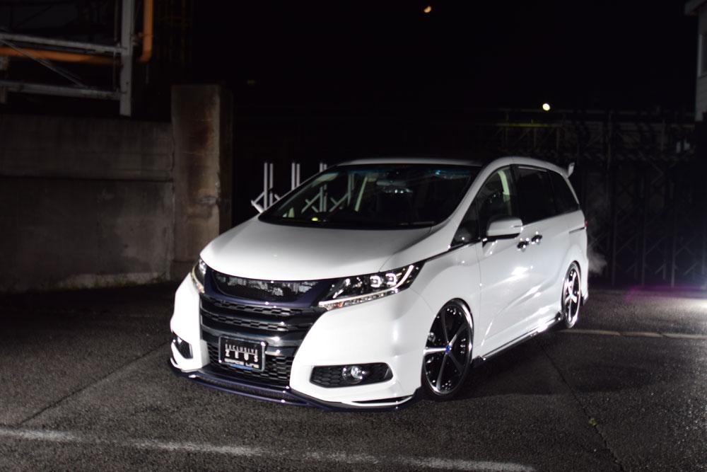 2013 Honda Odyssey For Sale >> M'z SPEED | BodyKit | オデッセイ | ODYSSEY(RC1/2/4) ABSOLUTE ...