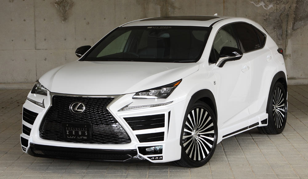 <strong>LEXUS NX<br></strong><span>NX200t(AGZ1#)<br>NX300h (AYZ1#) </span></strong>