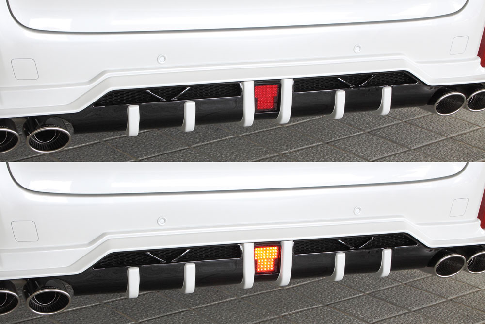 LED Back Fog Lamp(C)Kit