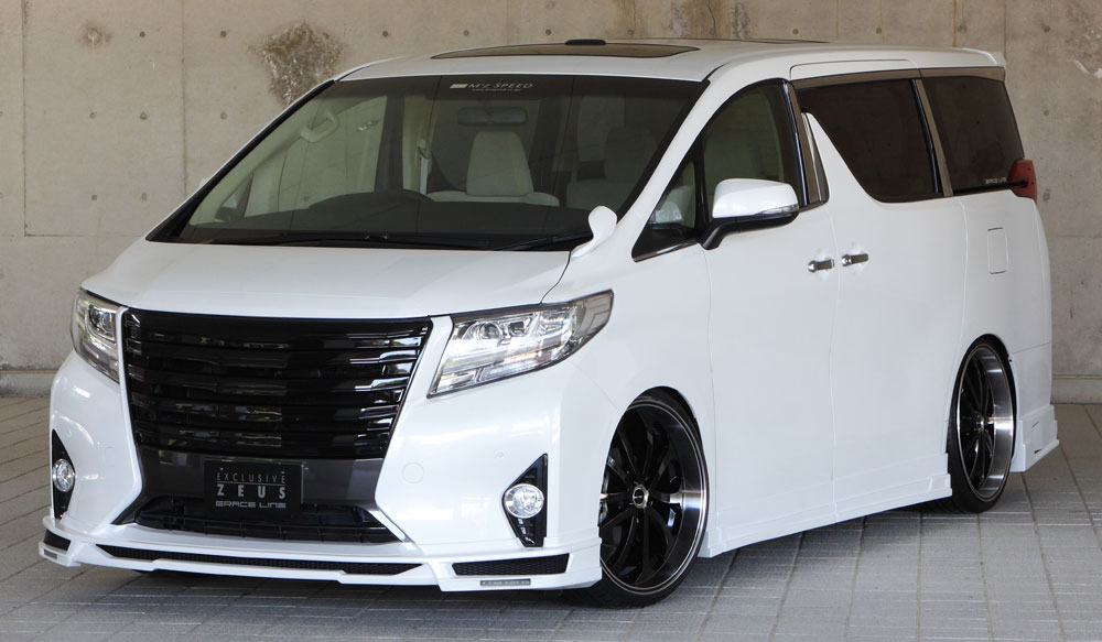 <strong>ALPHARD (GGH/AGH/AYH)<br></strong><span>Executive Lounge/GF/G/X <br>HYBRID Executive Lounge/HYBRID G/X</span></strong>