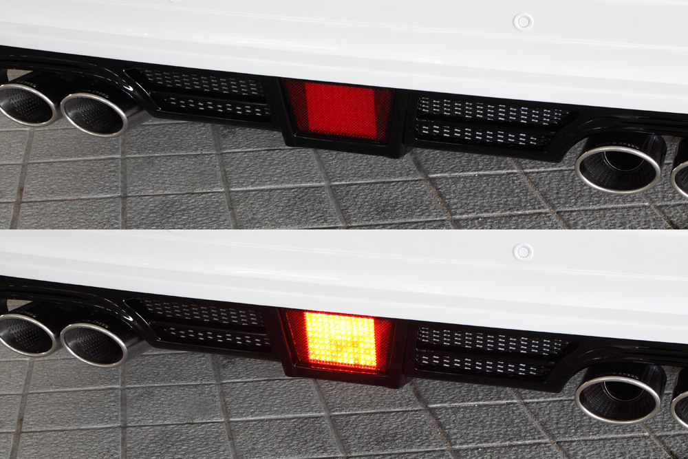 LED Back Fog Lamp(A)Kit