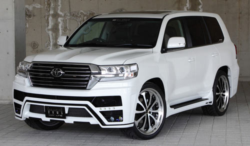 TOYOTA LAND CRUISER 200<br>LUV LINE