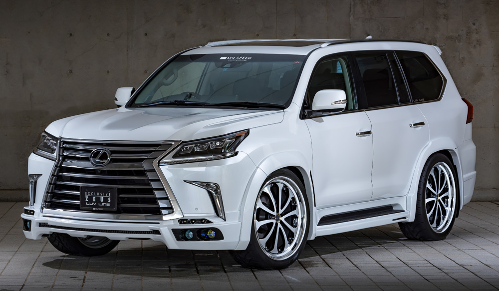 <strong>LEXUS LX<br></strong><span>LX570(URJ201W)</span></strong>
