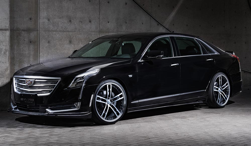 <strong>CADILLAC CT6(O1SL)</strong><span>2017-2018/2016 Model</span></strong>
