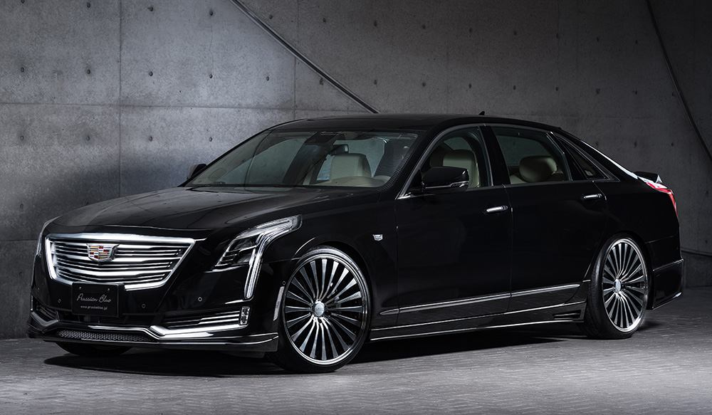 CADILLAC CT6(O1SL)2016Model
