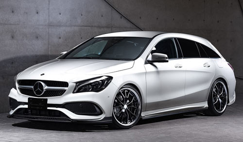 Mercedes Benz CLA 180 Shooting Brake<br>AMGスタイル