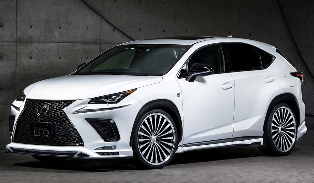 <strong>LEXUS NX<br></strong><span>NX300(AGZ1#)<br>NX300h(AYZ1#) </span></strong>