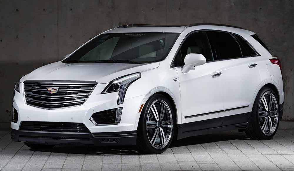 <strong>CADILLAC XT5 CROSSOVER<br></strong><span>Luxury grade (C1UL)<br>Platinum grade (C1UL)</span></strong>