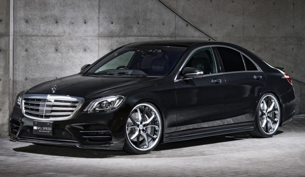 <strong>S-Class W222<br></strong><span>S450 AMG Line</span></strong>