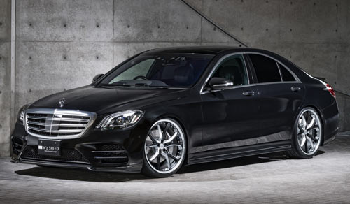 Mercedes Benz S 400 d AMG Style