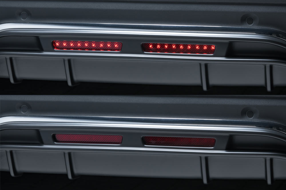 LEDバックフォグKIT