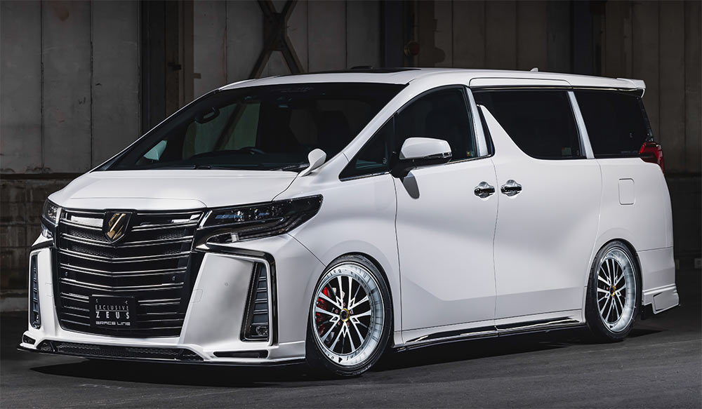 ALPHARD TYPE GOLD・Executive Lounge S専用