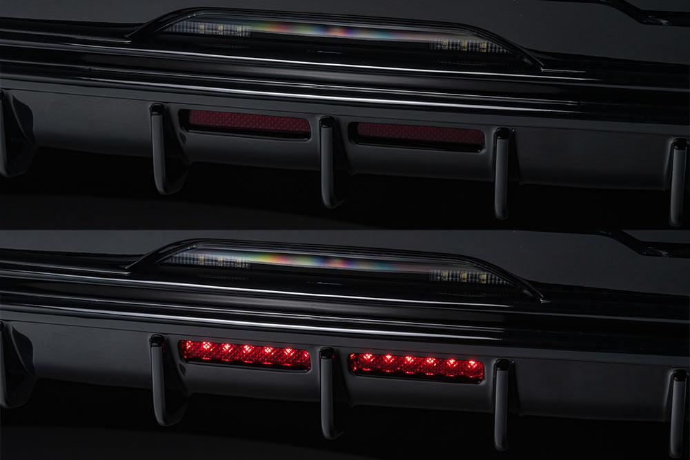 LEDバックフォグランプ+工賃