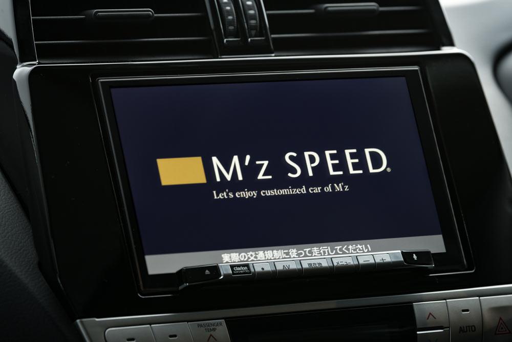 ハイエース専用MZフェイスパネルKIT+クラリオン9型NXV977Dパッケージ