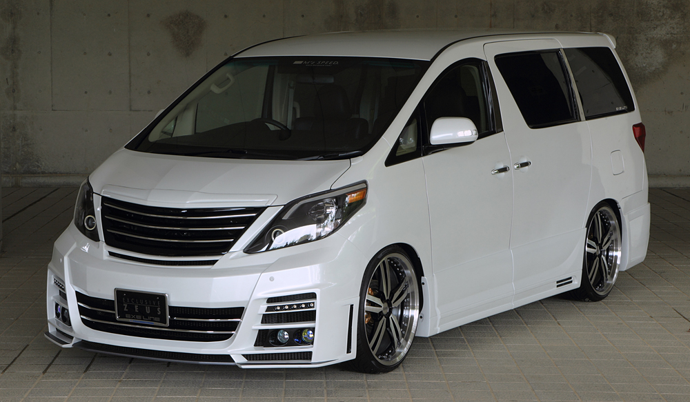 <strong>ALPHARD (GGH/ANH/ATH)</strong>