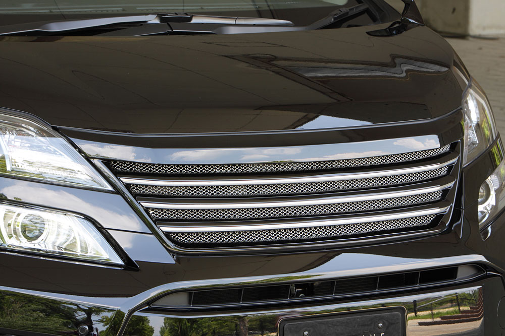 Front Grille (ABS製)