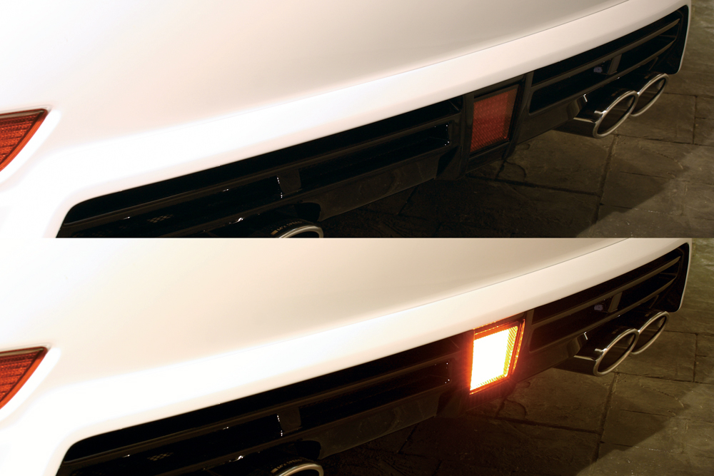 LED Back Fog Lamp(D)Kit(車検対応)