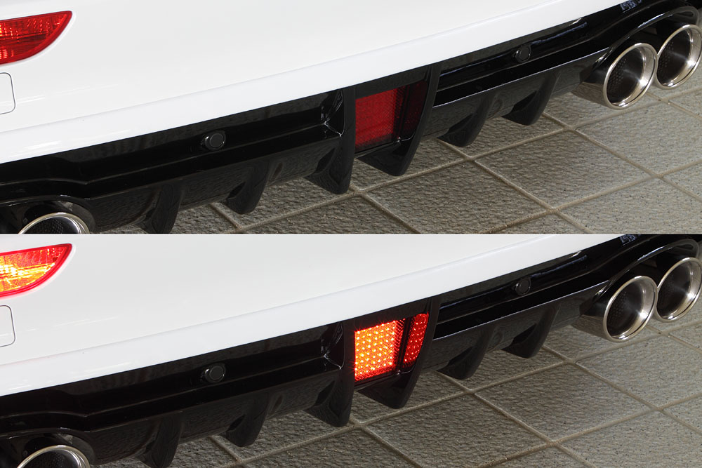 LED Back Fog Lamp(B)Kit